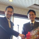 大阪維新の会泉州ブロック勉強会「市長村合併について 新田谷修司」